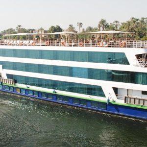 4 Days Nile Cruise from Sharm El Sheikh