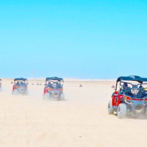 EL Gouna Super Safari by Quads