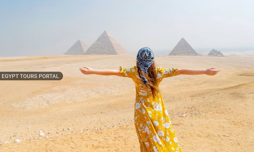 Giza Pyramids Complex - Safety in Egypt 2021- Egypt Tours Portal