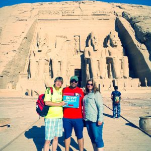 Makadi Bay Excursion to Aswan & Abu Simbel in Two Days Tour