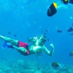 Makadi Bay Excursion Private Snorkeling Trip