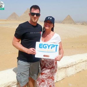Makadi Bay Excursion to Pyramids by Plane in Full-Day Tour