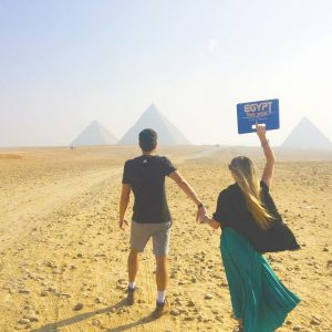 Port Ghalib to Cairo by Plane in Two Days Tour