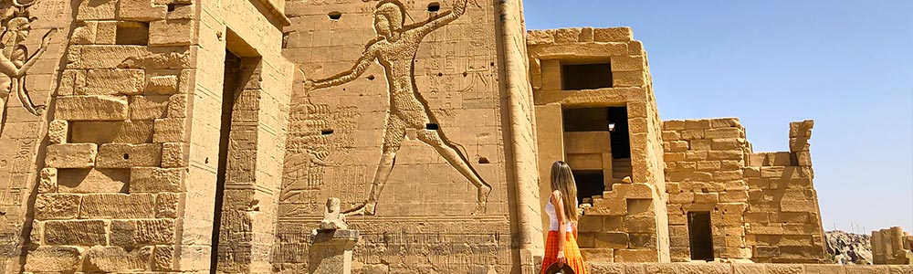 Tour Itinerary:Day Trip to Aswan from Luxor