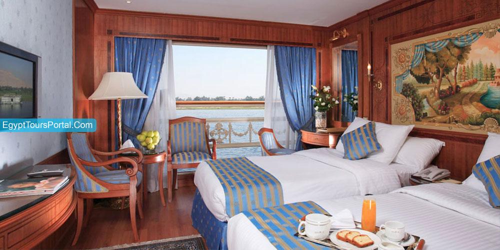 Nile River Cruise Facilities - Egypt Tours Portal