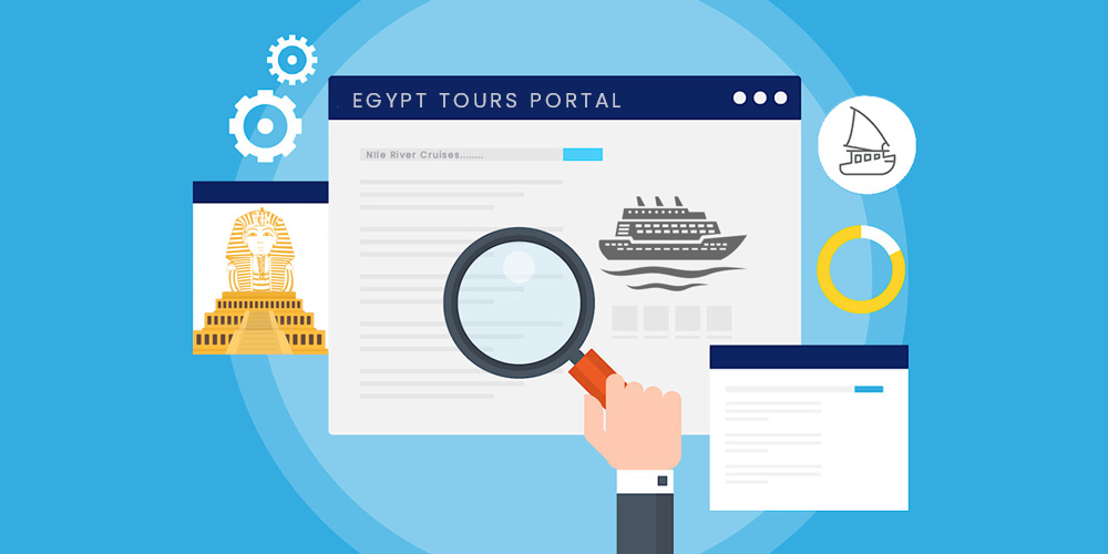 Search for Nile Cruise - Egypt Tours Portal