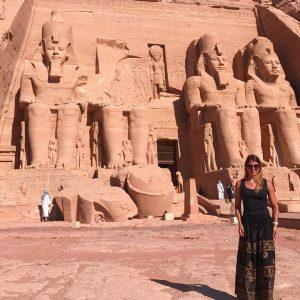 5 Days Solo Woman Explore Egypt Wonders