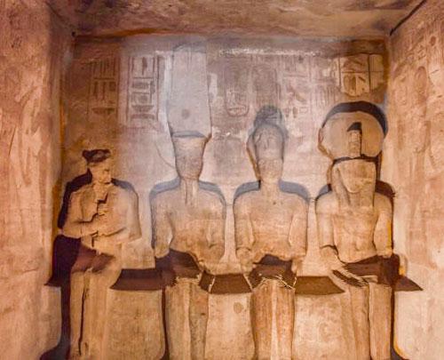 Abu Simbel Sun Festival Event ``Feb 2022``