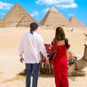 Cairo Day Tour from Soma Bay by Plane