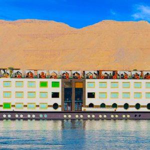 Luxury MS Esplanade Nile Cruise