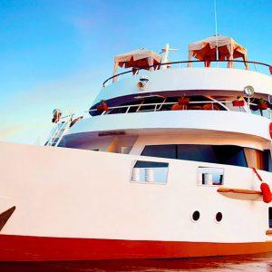 Luxury Sanctuary Sun Boat III Nile Cruise