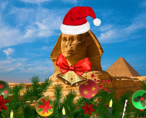 Egypt Christmas Holidays