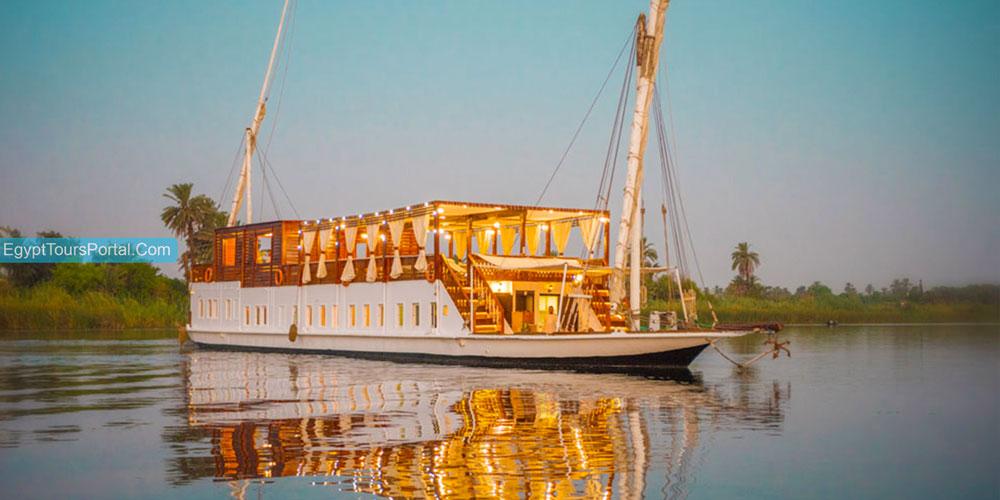 How Dahabiya Nile River Cruise Is Works - Egypt Tours Portal