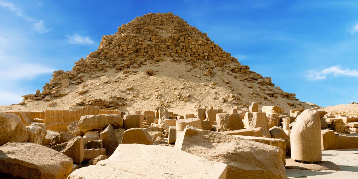 Abusir Facts - Egypt Tours Portal